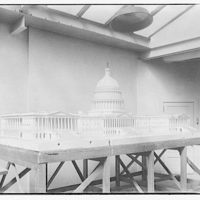 Architect of the Capitol. U.S. Capitol model XII