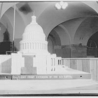 Architect of the Capitol. U.S. Capitol model XIII