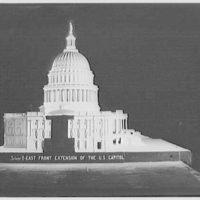 Architect of the Capitol. U.S. Capitol model XV