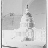 Architect of the Capitol. U.S. Capitol model XXIII