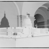 Architect of the Capitol. U.S. Capitol model XXVIII