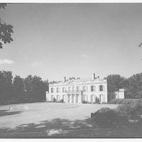Baker estate. Baker house and grounds