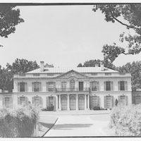 Baker estate. Baker house from Foxhall Rd.