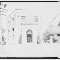 Bethesda Bank. Exterior front of Bethesda Bank