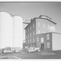 Bowman Grist Mill. Exterior of Bowman Grist Mill II
