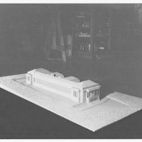 Building. Model of building II