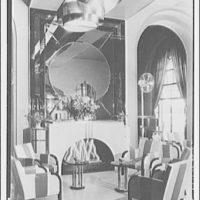 Carlton Hotel, Club Bar. Lounge area in Club Bar I