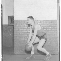 Charlotte Hall Military Academy. Basketball player VII