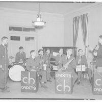 Charlotte Hall Military Academy. Cadet band I