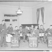 Charlotte Hall Military Academy. Cadet band II