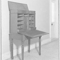 Constantino Brumidi. Desk used by Brumidi