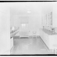 Cremona, Major Davidson's residence in Mechanicsville, Maryland by Schuyler & Lounsbery. Kitchen of Cremona I