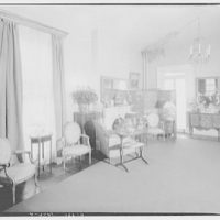 D.E. Finley. Sitting room I