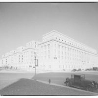 Department of the Interior. New Department of the Interior Building II