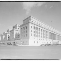 Department of the Interior. New Department of the Interior Building VI
