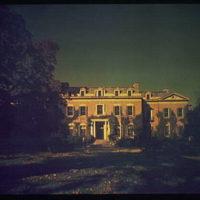 Dumbarton Oaks. Exterior of Dumbarton Oaks IV