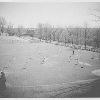 Dunbarton College. Hockey field of Dunbarton College II