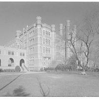 Dunbarton College. Main building of Dunbarton College I
