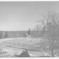 Dunbarton College. Tennis field of Dunbarton College I