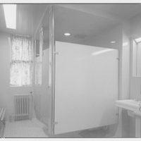 Editors (Kiplinger) Building. Washroom in Editors (Kiplinger) Building IV