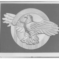 Electric Institute of Washington. Discharge emblem