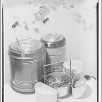 Electric Institute of Washington. Electric cooking utensils and display III