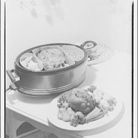 Electric Institute of Washington. Electric cooking utensils and displays I