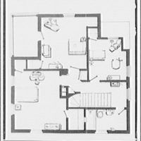 Electric Institute of Washington. House plans made for showing of house wiring