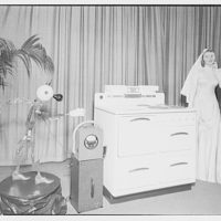 Electric Institute of Washington, Potomac Electric Power Co. Appliances display, Electric Institute III