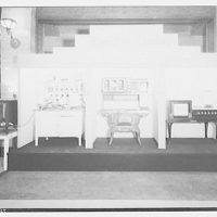 Electric Institute of Washington, Potomac Electric Power Co. Building. Appliances display, Electric Institute V