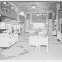 Electric Institute of Washington, Potomac Electric Power Co. Building. Appliances display, Electric Institute IV