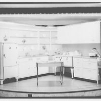 Electric Institute of Washington, Potomac Electric Power Co. Building. Electric Institute kitchen I
