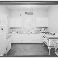 Electric Institute of Washington, Potomac Electric Power Co. Building. Electric Institute kitchen III