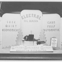 Electric Institute of Washington, Potomac Electric Power Co. Building. Griffith Consumers Co. electrol oil burner