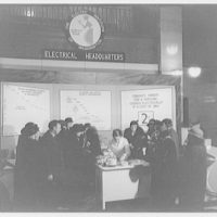Electric Institute of Washington, Potomac Electric Power Co. Building. Kitchen demonstration, first floor II