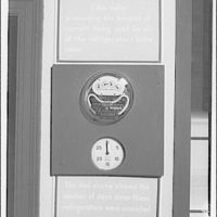 Electric Institute of Washington. Refrigerator room testing instrument