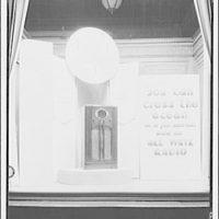 Electric Institute of Washington. Window display of radios I
