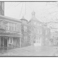 Fairmount School, 1711 Massachusetts Ave. Fairmount School exterior with courtyard