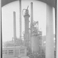 Freedom Oil Works in Freedom, Pennsylvania. Gasoline distillery II