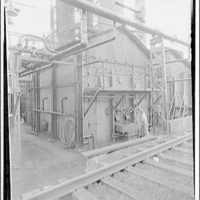 Freedom Oil Works in Freedom, Pennsylvania. Gasoline distillery III