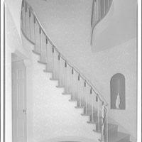 G. Romney, 2706 44th St., N.W. Staircase in George Romney's house II