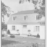 G. Sawyer, architect. House on Chain Bridge Rd. II