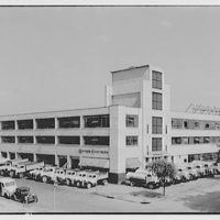 Griffith Consumers Co. Garage at 1st and L Sts., N.E. for Griffith Consumers Co. II