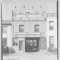 Griffith Consumers Co. Griffith Consumers Co. at 1363 D St., S.W.