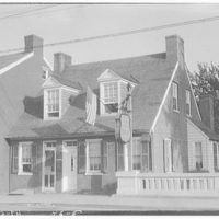 Historical houses. Barbara Fritchie's house and museum I