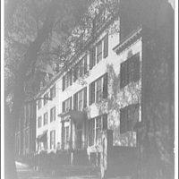 Historical houses. Blair House III