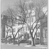 Historical houses. Blair House IV