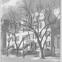 Historical houses. Blair House V