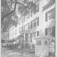 Historical houses. Blair House VI