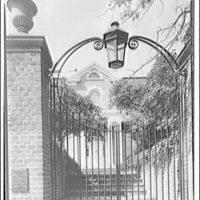 Historical houses. Dumbarton House